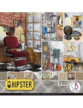 "Set de papeles ""Hipster"" -..."