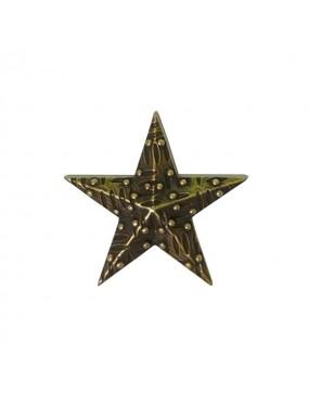 Estrella Chapa Pequeña -...